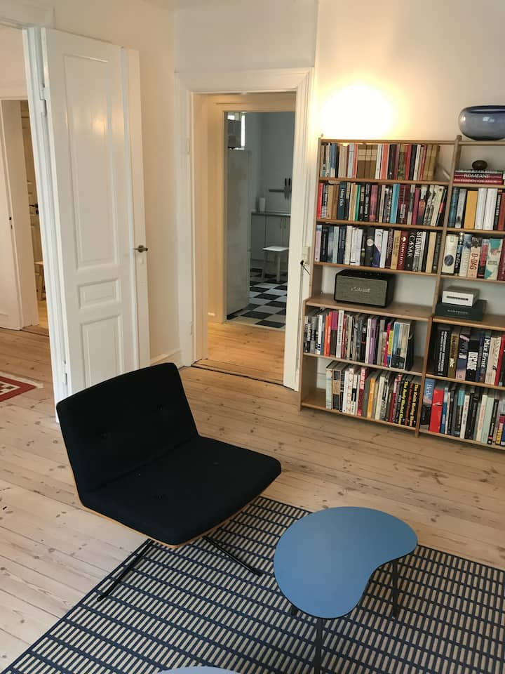 3-room apartment in the heart of Østerbro