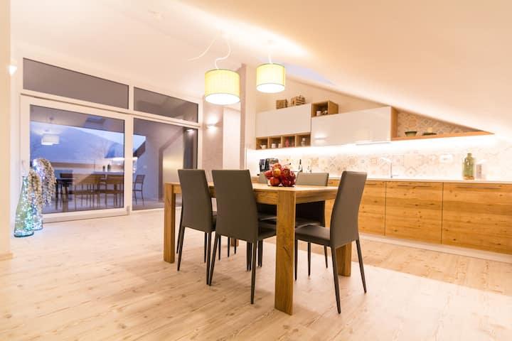 Appartamento privato in b&b COL DE LE MOLE Belluno
