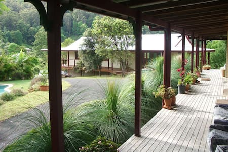 Great Tweed Views on 11 acs + pool - Stokers Siding - Haus