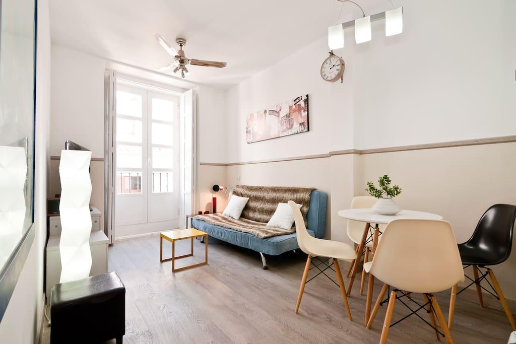 Apartamento puerta del sol apartamentos en alquiler en madrid madrid espa a - Apartamentos en sol madrid ...