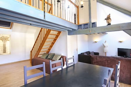 cottage near Rouen Louviers giverny - Andé - Loft