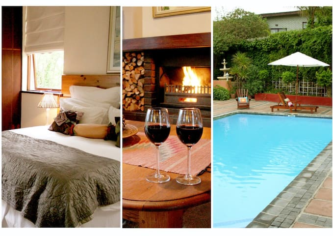 Aanhuizen Guest House - As a home away from home - Swellendam - Bed & Breakfast