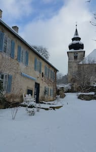 Romantický pobyt na bývalé faře - Neveklov - House