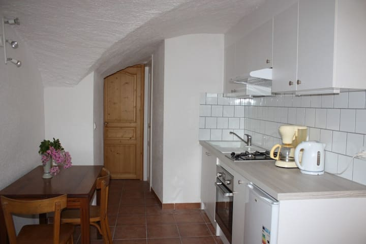 Maison 2 chambres sur les coteaux d'Aigueblanche - Aigueblanche - House