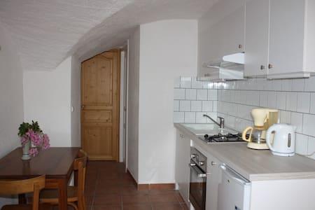 Maison 2 chambres sur les coteaux d'Aigueblanche - Aigueblanche - Hus