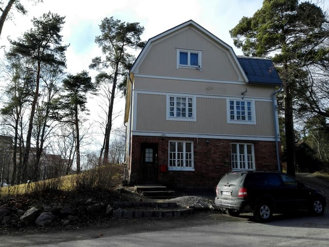 Affordable apartment - Turku - Daire