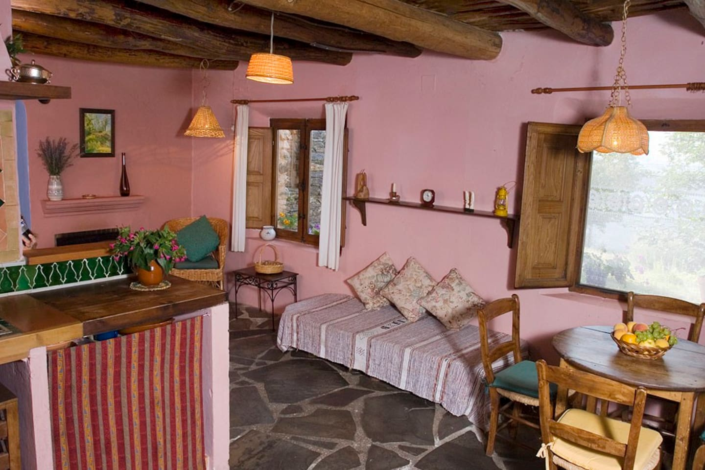 Cortijo En Alpujarra Sierra Nevada Houses For Rent In  # Muebles Calle Fatima