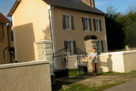 Maison de campagne coeur du Béarn - Uzein - Ev