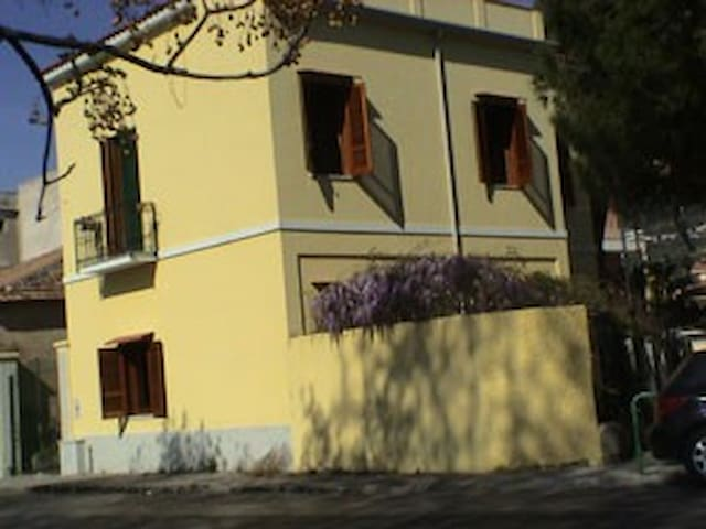 cosy villa by the shore in Praja - Praia A Mare - Dom