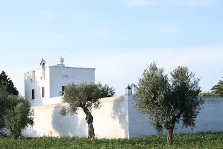 Masseria Torremossa - Double room - Fasano