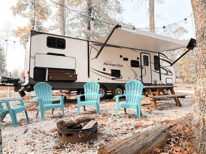Happy Camper Lake Cumberland