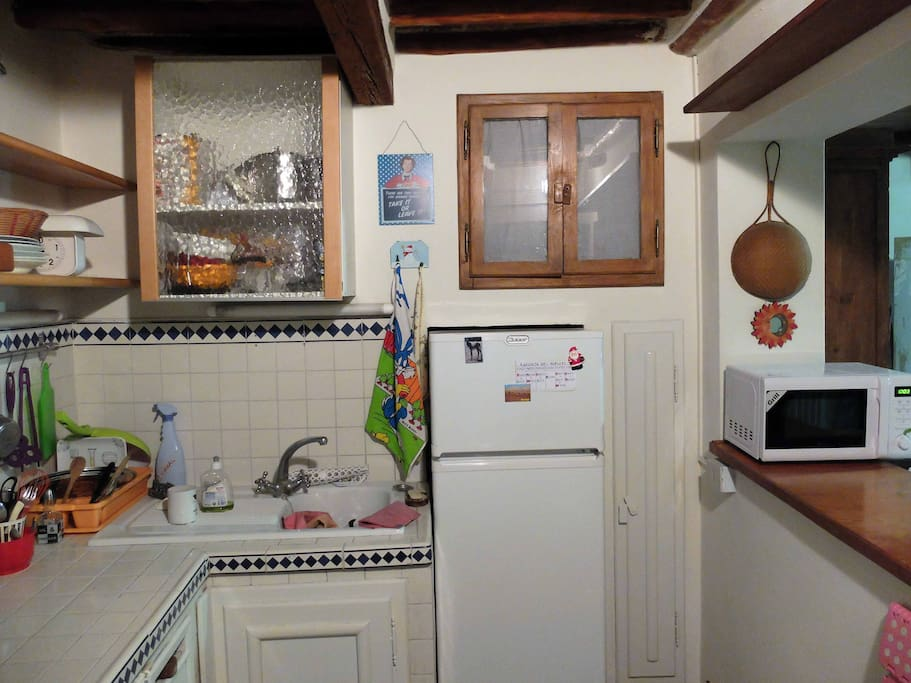 Cucina - The kitchen