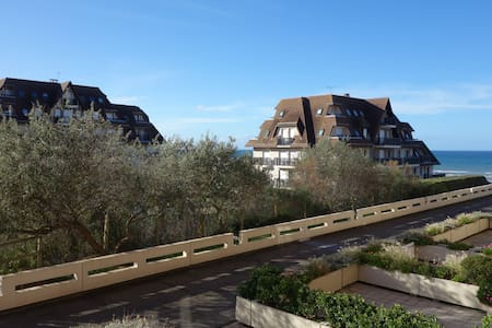 Cabourg appartement bord de mer - Cabourg