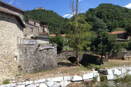 Borgo Medievale Gragnola - Toscany - Haus