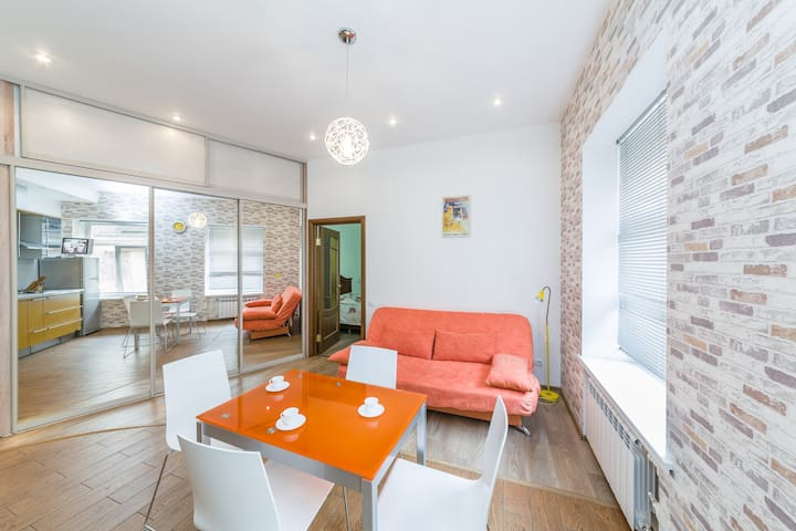 Charming flat near Gostiny dvor