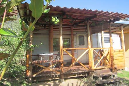 Cabinas Orosi - Orosi - Kamp Karavanı/Karavan