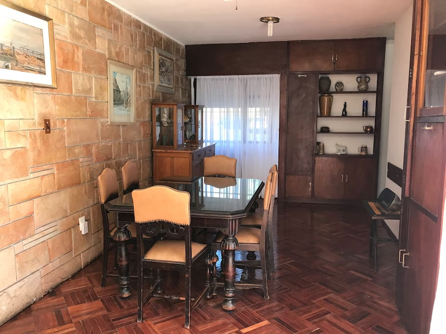 Otra vista comedor / Other view dining room