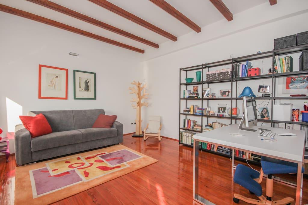 Confortevole in pieno centro appartamenti in affitto a for Appartamenti in affitto a pordenone arredati