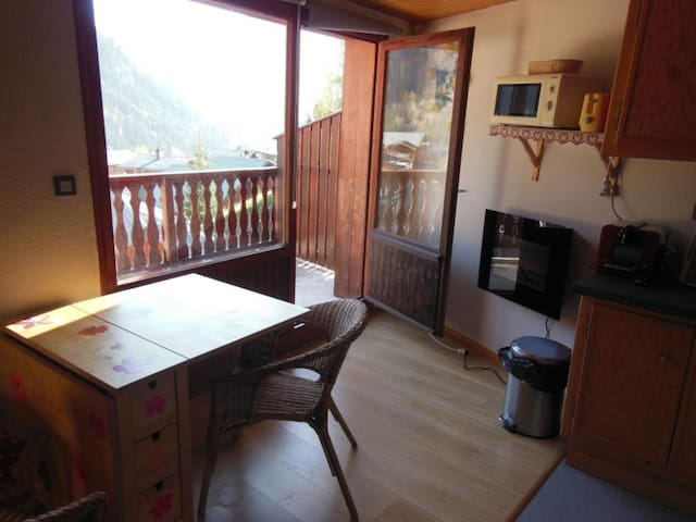 CHAMPAGNY - 4 pers, 29 m2, 2/1