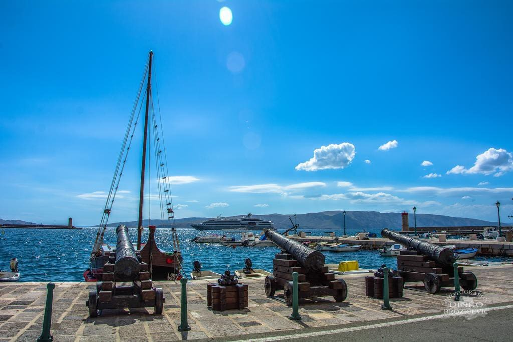 Senj-harbor