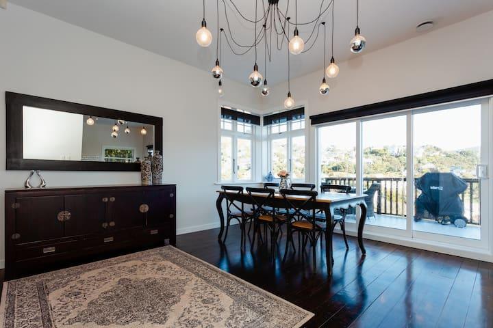 Gorgeous Wadestown Villa