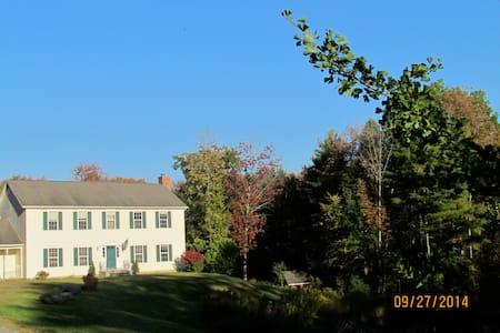 Beautiful Catskill getaway - North Blenheim