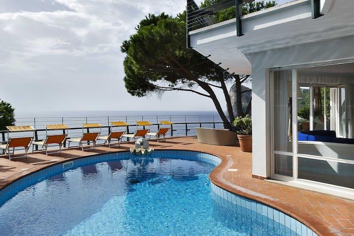 Villa Felicita Sorrento - Luxury