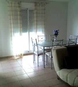apartamento en segunda línea playa - moncofa - アパート