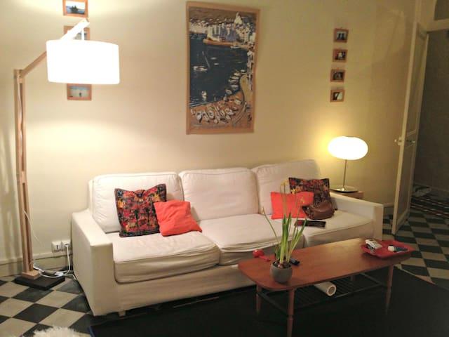 Appart de charme Perpignan centre - Perpignan - Lägenhet