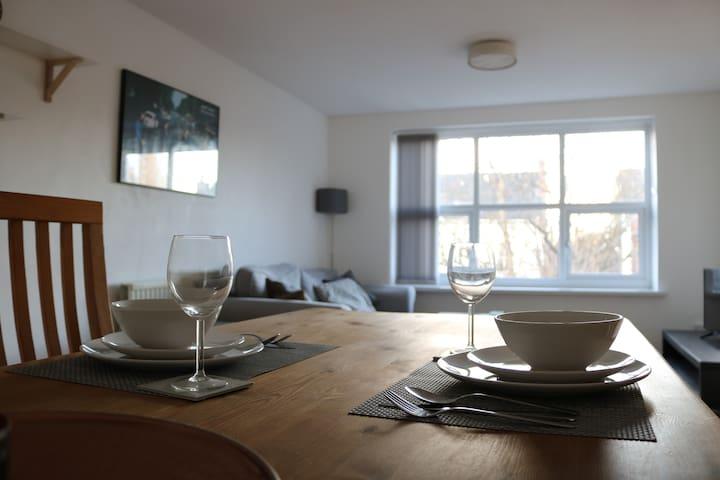 Private Apartment in Sefton Park/Lark Lane - Liverpool - Apartamento