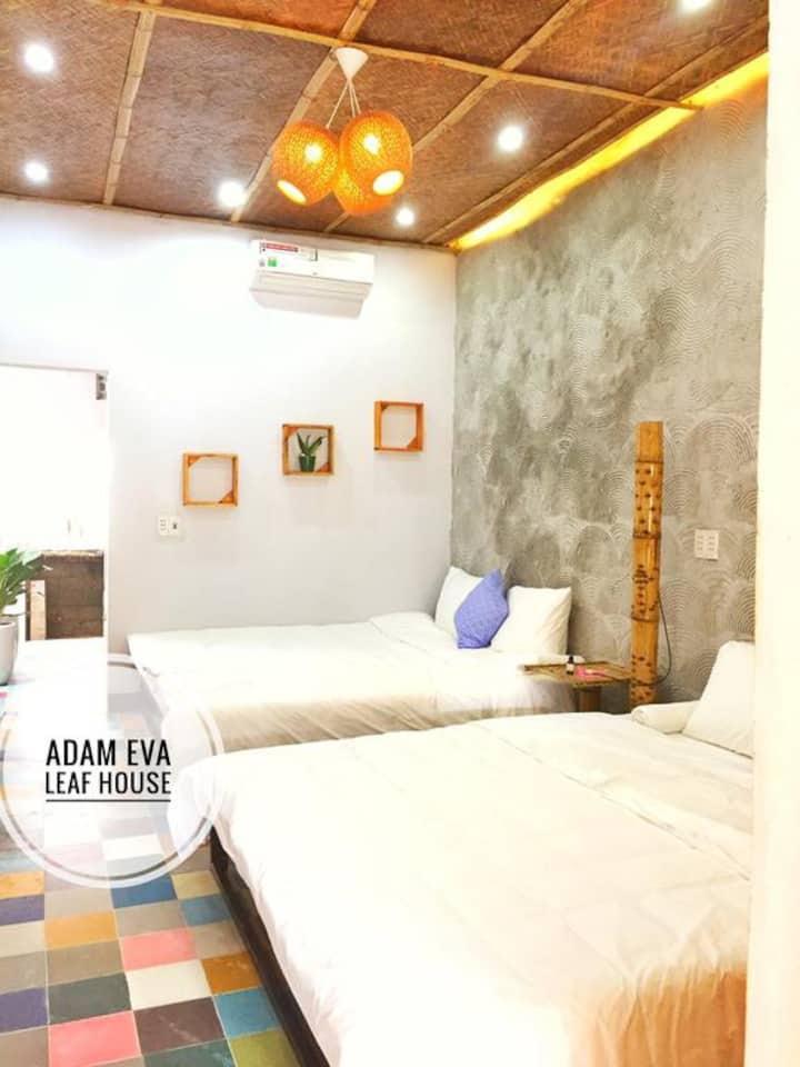 Adam Eva Leaf House