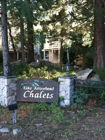 Lake Arrowhead Chalet by Joyce.   Starting at $150