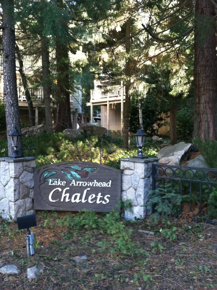 Lake Arrowhead Chalet by Joyce.   Starting at $175