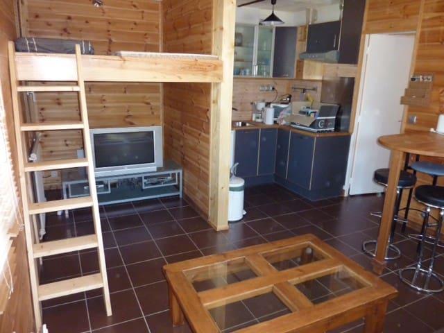 Superbe appart PRALOUP 1600 DERNIERE MINUTE SKI - Uvernet-Fours - Lägenhet