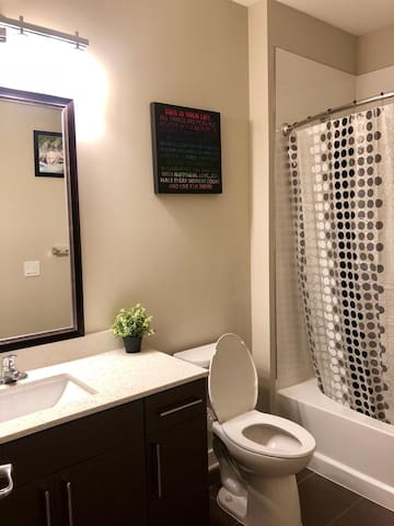 Private restroom