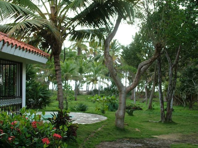3 Bedroom Villa w Pool,Ocean View - Las Galeras - Huis