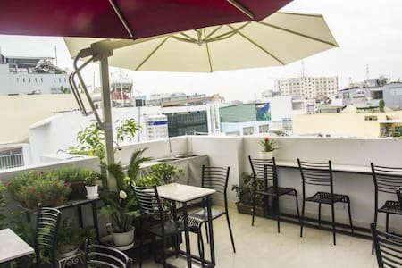Private room in District 1 (#202) - Ho Chi Minh City