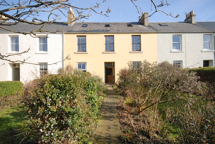 lovely garden ground floor flat - Anstruther - Lägenhet