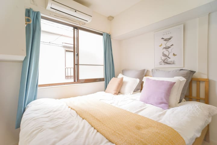 Osaka's independent house  Accommodate 7 people