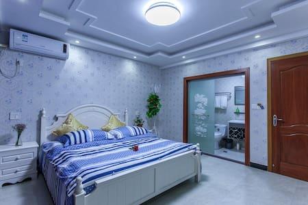 近西塘酒吧街大床房,免费停车送景区联票 - Jiaxing Shi - Villa