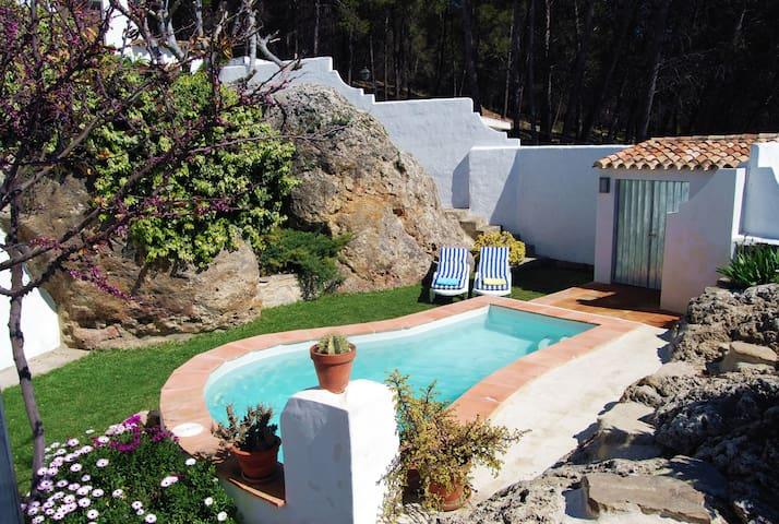 Villa La Roca. Near Ronda - Montecorto - Dom