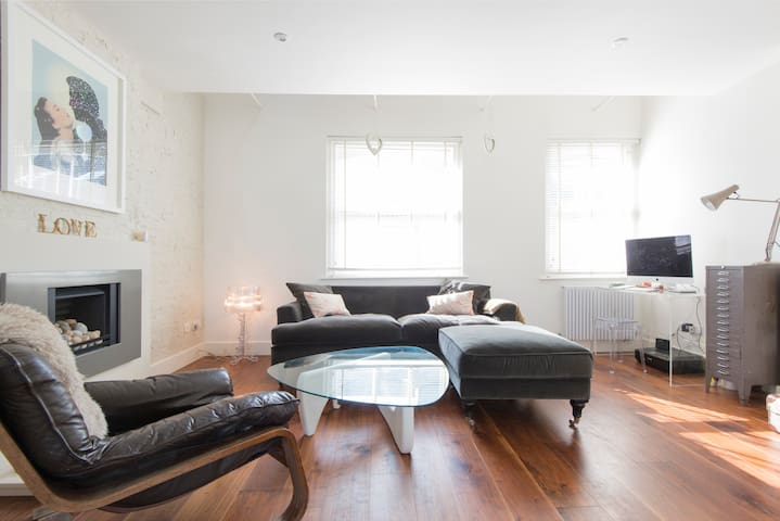 Lovely room in quirky English mews - Hove - Haus