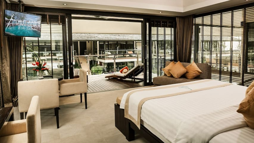 Perfect 2-Bedroom Suite in Samui!