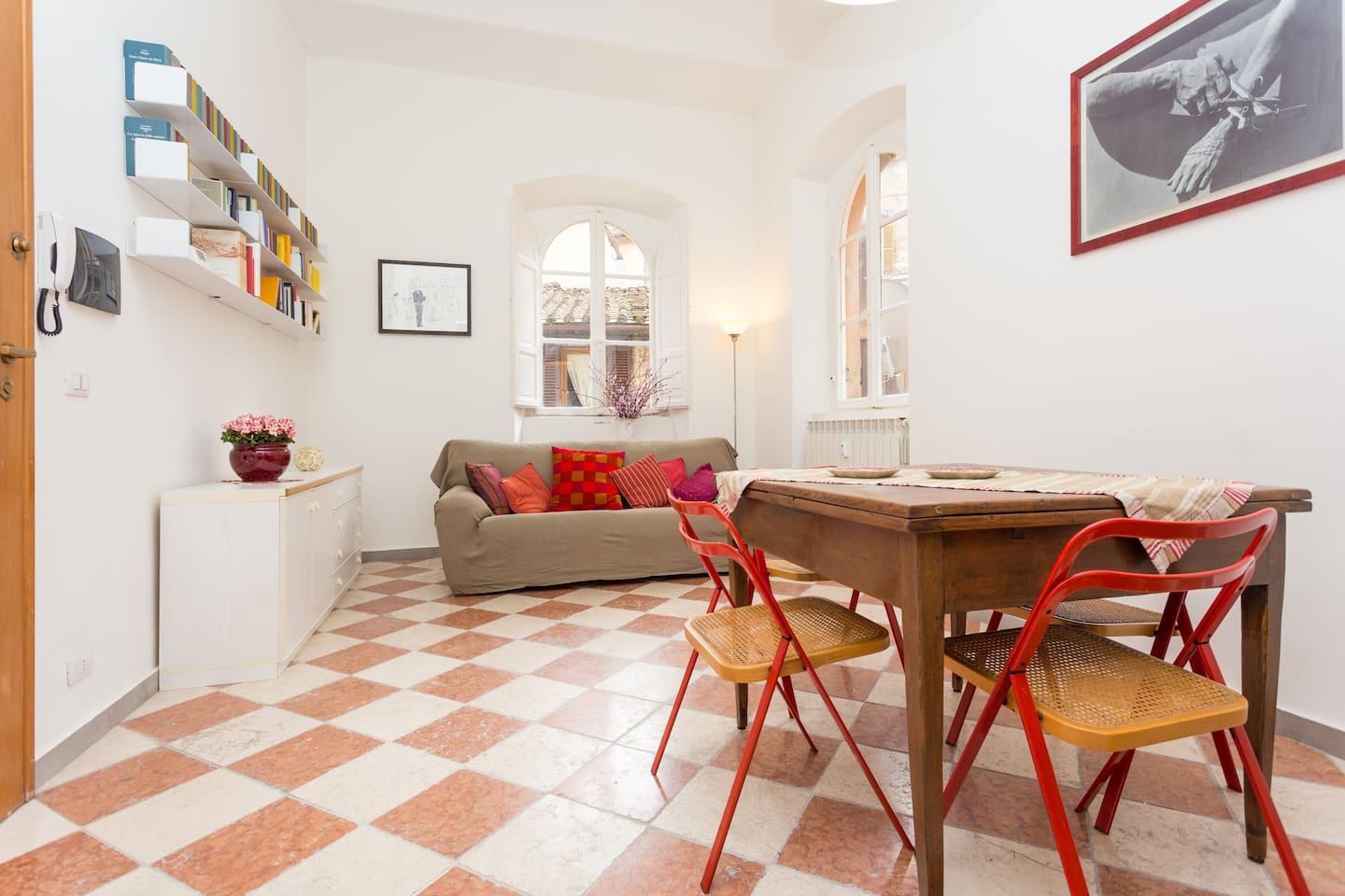 Lovely apartment - heart of Perugia