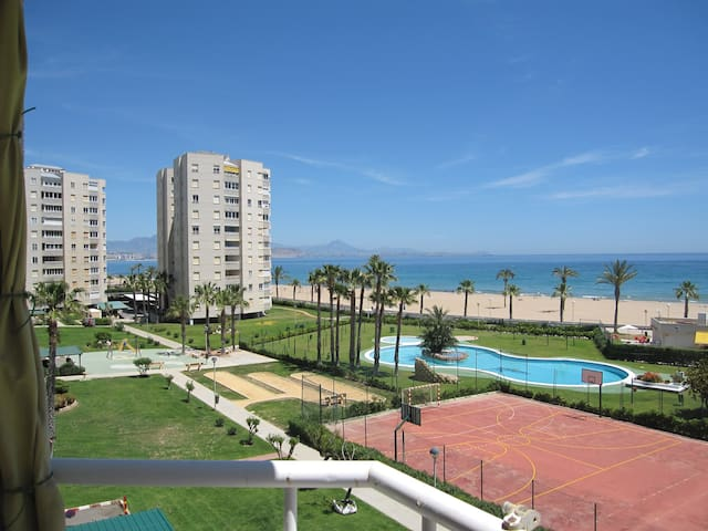 Comfortable, the beach close to you - Alicante  - Leilighet