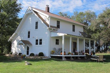 Peaceful Prairie Retreat - Narka - House