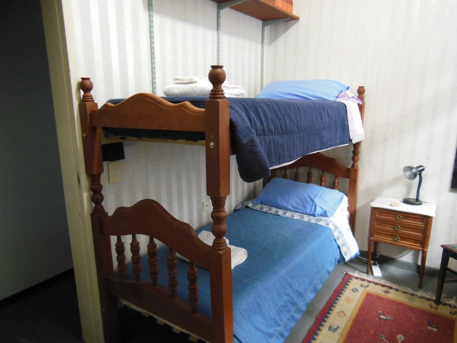 Guest bedroom. For 1 or 2 people.