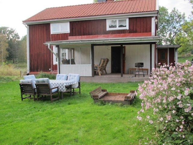 ASTRID LINDGRENS VÄRLD VIMMERBY - Hultsfred - Casa de campo