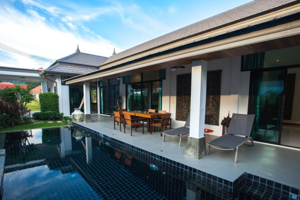 Comfortable Villa With Private Pool