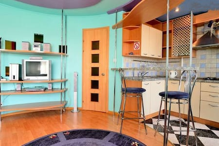 Sunny and very stylish apartment - Donetsk - Byt